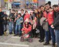 Afyonkarahisar Gençlik Merkezi göçmen çocuklarla faaliyet yaptı