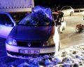 Afyonkarahisar'da TIR'la otomobil çarpıştı: 1 ölü, 2 yaralı