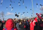Kadıköy'de UYAN TÜRKİYE mitingi