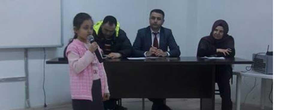 En güzel İstiklal Marşı okuma yarışması düzenlendi