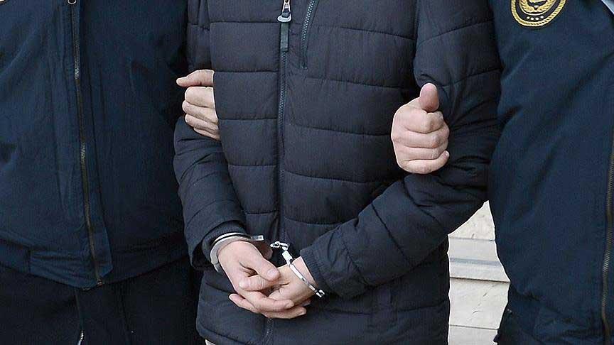 Kaçak Silahlı maganda yakalandı