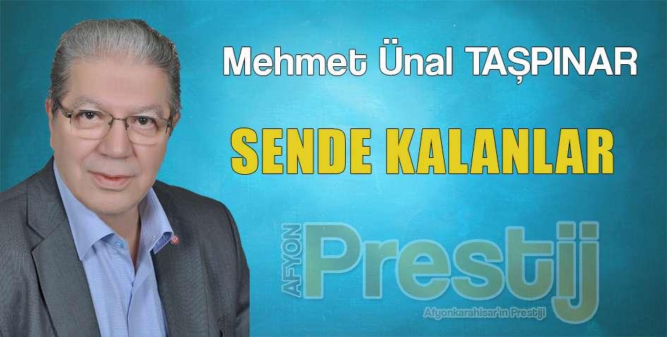 SENDE KALANLAR -1-