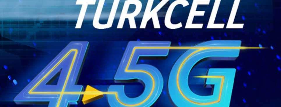 Turkcell'lilerin 4.5G ile data kullanımı 1 yılda 574 petabyte'a ulaştı