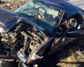 Afyonkarahisar'da kaza: 5 yaralı