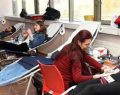 Öğrencilerden kan bağışı kampanyası