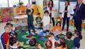 Validen özel okullara ziyaret