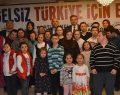 AK Parti Down Sendromlu çocukları unutmadı