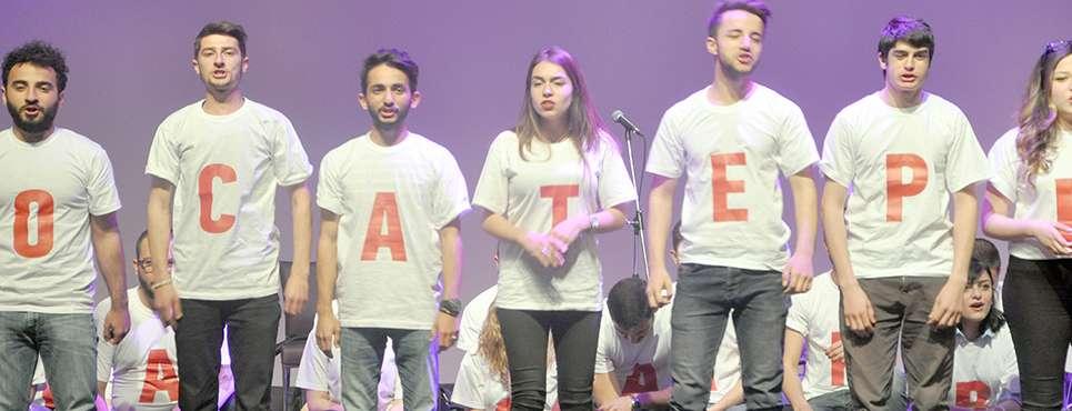 AKÜ'de 3 bin 42 ünite kan bağışı toplandı