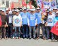 Afyonkarahisar'da 1 Mayıs kutlamaları