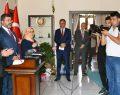 Bakan Eroğlu'ndan Vali Tutulmaz'a hayırlı olsun ziyareti