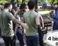 'Türkiye Huzurlu Parklar' uygulaması yapıldı