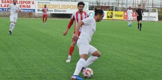 Sandıklı, Uşak'a gol yağdırdı