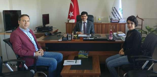 """Mehmet Tanır: """"Halka daha çok ulaşmamız gerekiyor"""""""