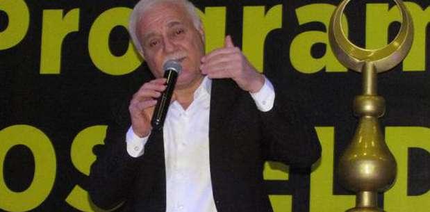 Sandıklı'da Nihat Hatipoğlu konferansı