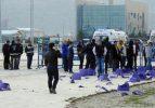 Afjet Afyonspor ile Bucaspor maçı sonrası olaylar çıktı