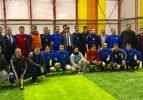 24 Kasım Öğretmenler Günü futbol turnuvasında muhteşem final