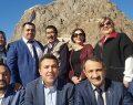 Kütahyalı gazetecilerden Afyon çıkartması