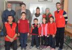 Afyonkarahisar Gençlik Merkezi Engelli Kur'an Kursunu Ziyaret Etti