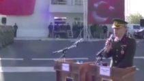 Jandarma Binbaşıdan 'Dua' şiiri