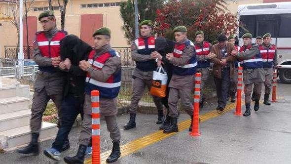 Afyonkarahisar'da fuhuş operasyonu: 12 gözaltı