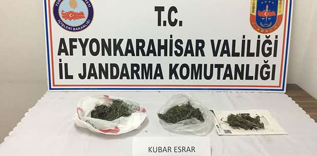 Uyuşturucu ve kaçak kazı operasyonu