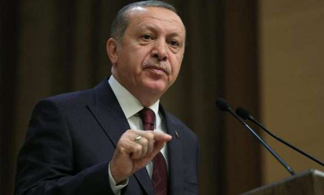 Cumhurbaşkanı Erdoğan: Tam bir kırılma noktasındayız