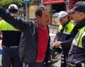 Allkollü sürücüden polise tepki: İnsan kız arkadaşının yanında alınır mı?