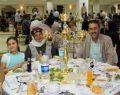 Dinar'da şehit yakınlarına iftar