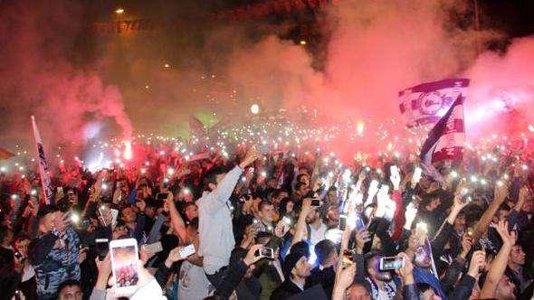 Afjet Afyonspor'a coşkulu karşılama