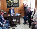 Yurdunuseven sivil toplum örgütlerini ziyaret etti