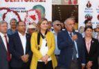 CHP Dinar Seçim Bürosu açıldı
