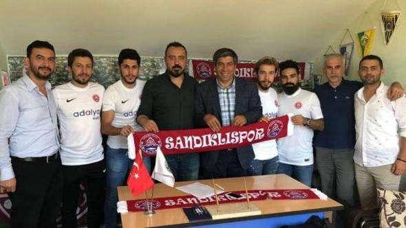 Sandıklıspor'da transfer rüzgarı
