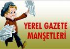 Afyon Gazete Manşetleri