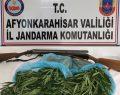 Jandarma'dan zehir tacirlerine baskın