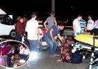 TIR minibüse arkadan çarptı: 13 yaralı
