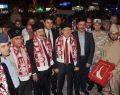 Afyonkarahisar'da Zafer Yürüyüşü yapıldı
