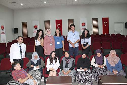 """""""Yaşlılara Destek"""" Projesi Sinanpaşa'da Başladı"""