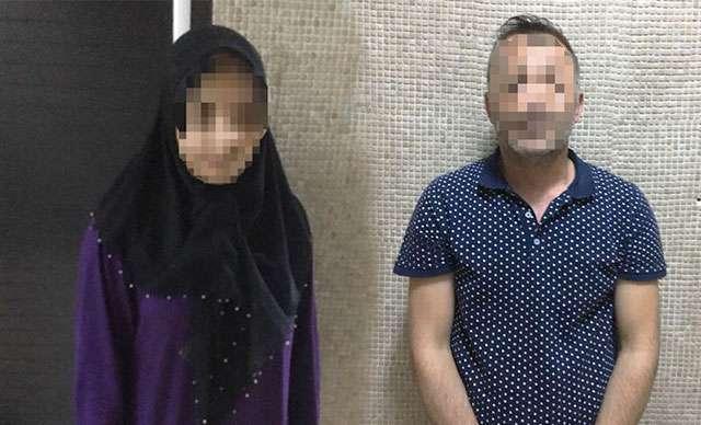Sevgilisinin kocasını döverek öldürdü