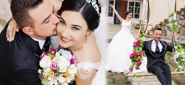 Otomobil sürücü kazada öldü, geriye düğünde çekilen fotoğrafları kaldı