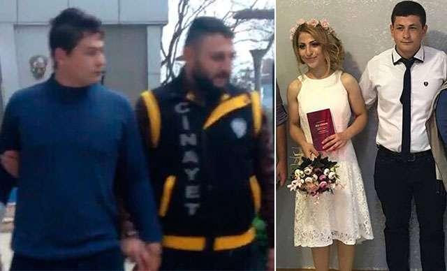 Düğün sabahı eşini 16 bıçak darbesiyle öldüren damada şok rapor