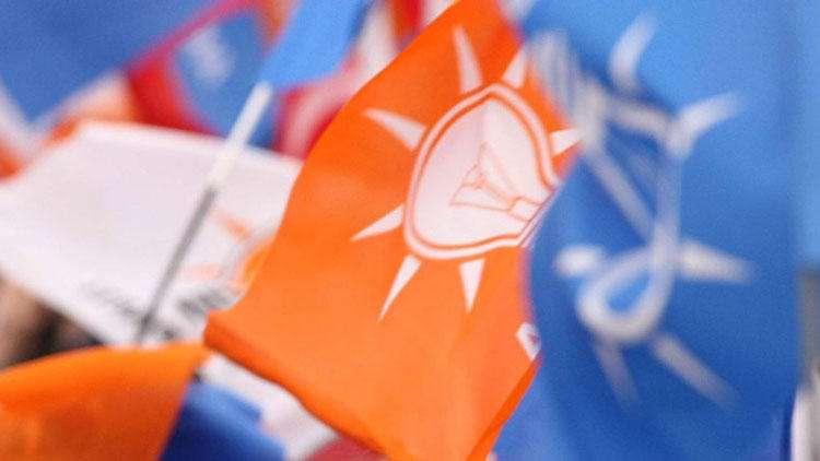 AK Parti'de parti dışı aday sürprizi