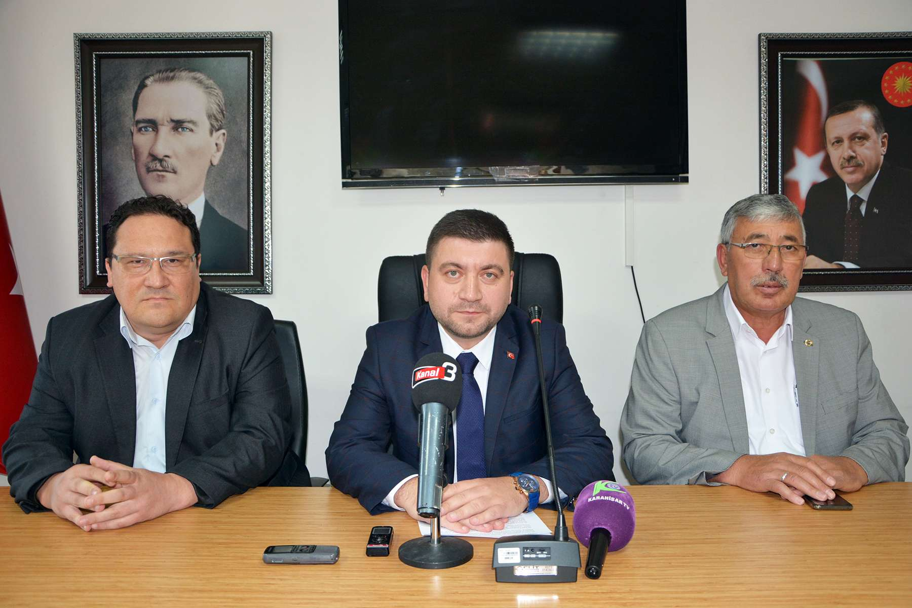 """""""Kriz ülkede değil, CHP'nin içindedir"""""""