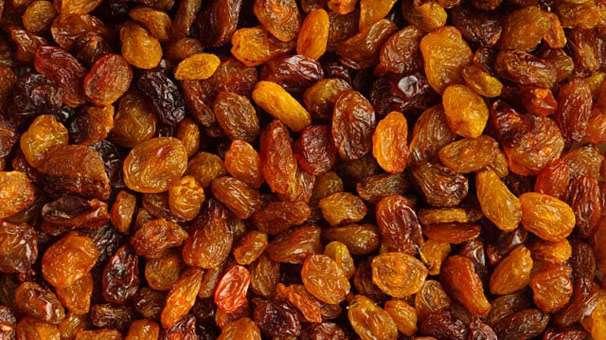 Çekirdeksiz kuru üzüm ihracatında son 9 yılın rekoru kırıldı