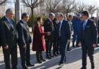 Vali Mustafa Tutulmaz Sultandağı İlçesinde Ziyaretlerde Bulundu