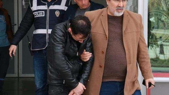 TIR ile hırsızlığa gelen 5 şüpheli yakalandı