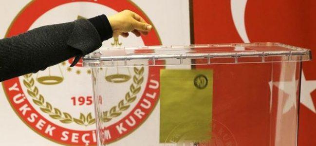 Afyon'da 513 bin 997 seçmen sandık başına gidecek