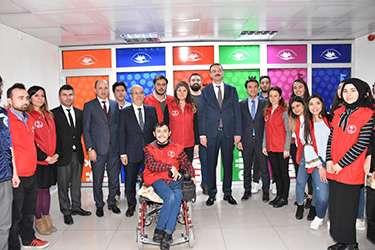 Bakan Yardımcısı Aksu'dan Afyonkarahisar'a ziyaret