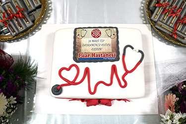 Fuar Hastanesi'nden 14 Mart Tıp Bayramı açıklaması