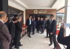 MHP LİDERİ BAHÇELİ AFYONKARAHİSAR'DA MOLA VERDİ