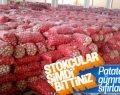 Sıfır gümrük ile 200 bin ton patates ithal edilebilecek